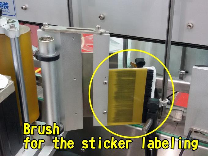 آلة وضع العلامات الأوتوماتيكية ذات السطح المسطح لمصنع الأكياس عالية السرعة 60-350 قطعة / دقيقة