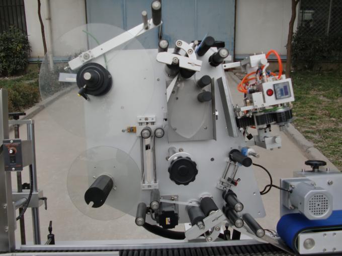 محرك ناقل HY العلامة التجارية آلة وسم قارورة ، آلة ملصق تسمية البطارية السابعة للإلكترونيات