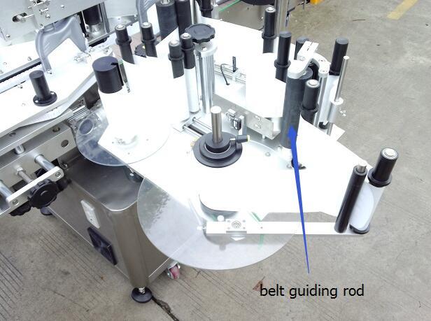 جهاز الكشف عن الأشياء السحرية آليًا بجانبين مزدوجين مع قرص دوار