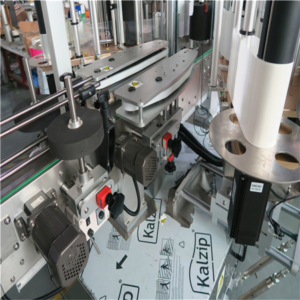 ماكينة وضع العلامات على الزجاجات المربعة الأوتوماتيكية الكاملة سعة 4000-8000 برميل في الساعة