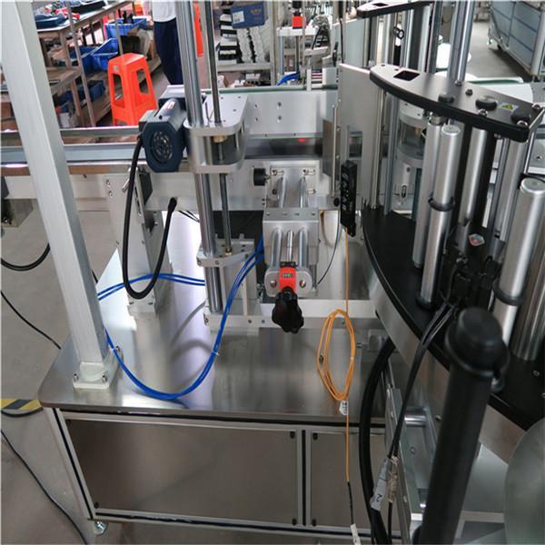 آلة لصق الملصقات المدلفنة الأوتوماتيكية 220 فولت / 380 فولت