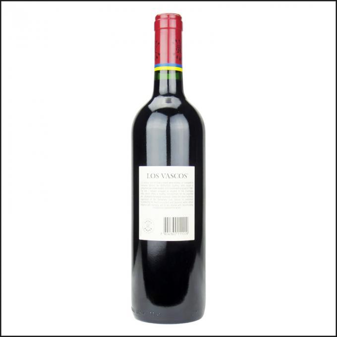 آلة وسم زجاجة النبيذ الماركات تشيلي ، آلة وسم زجاجة البيرة 30-110 مم