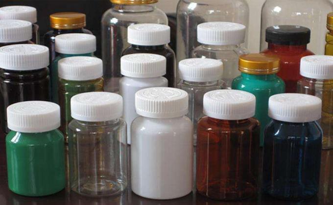 أمامي / خلفي على قضيب تسمية الزجاجة غير المستديرة أو المسطحة ، معدات وضع العلامات على الزجاجة