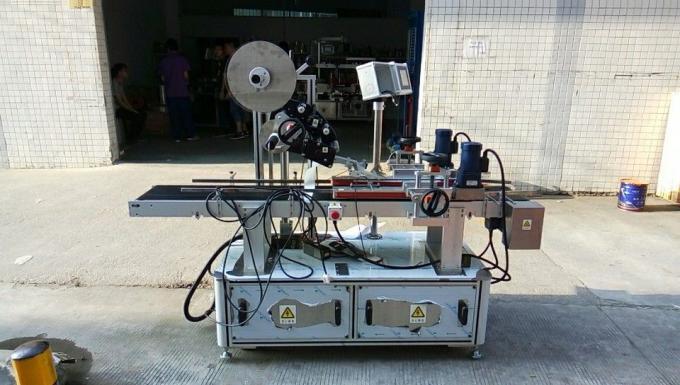 1500W أعلى آلة وضع العلامات / معدات تطبيق الملصقات للقبعات ، الصناديق ، المجلات ، الكرتون