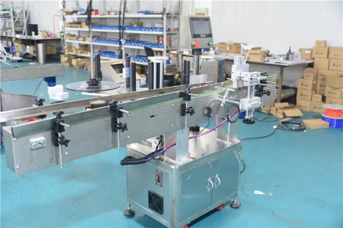 آلة لصق ملصقات الزجاجات الاحترافية لصانع جودة عالية