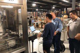 آلات تركيب ما بعد البيع