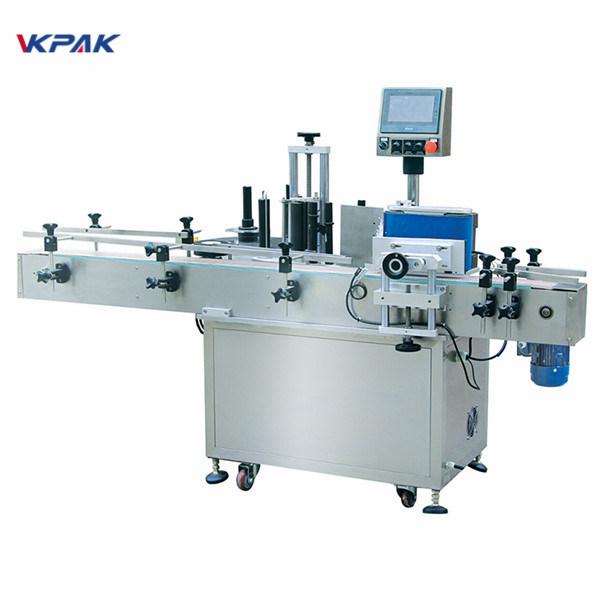 آلة وضع تسمية الزجاجة المستديرة الأوتوماتيكية