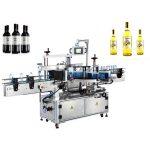 آلة وضع تسمية زجاجة النبيذ ، آلة تسمية زجاجة البيرة