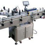 آلة لصق ملصقات ذاتي اللصق بزجاجة دائرية أوتوماتيكية 220 فولت