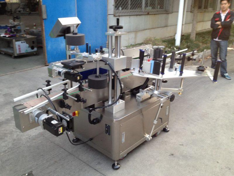 الصين مقابل زجاجة التلقائي آلة قضيب الملصق للحصول على الغراء تذوب الساخنة عالية السرعة المورد