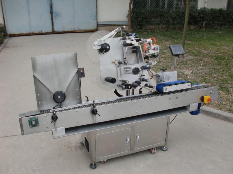 الصين ناقل المحرك HY العلامة التجارية آلة وسم قارورة ، آلة ملصق تسمية البطارية السابعة لمورد الإلكترونيات