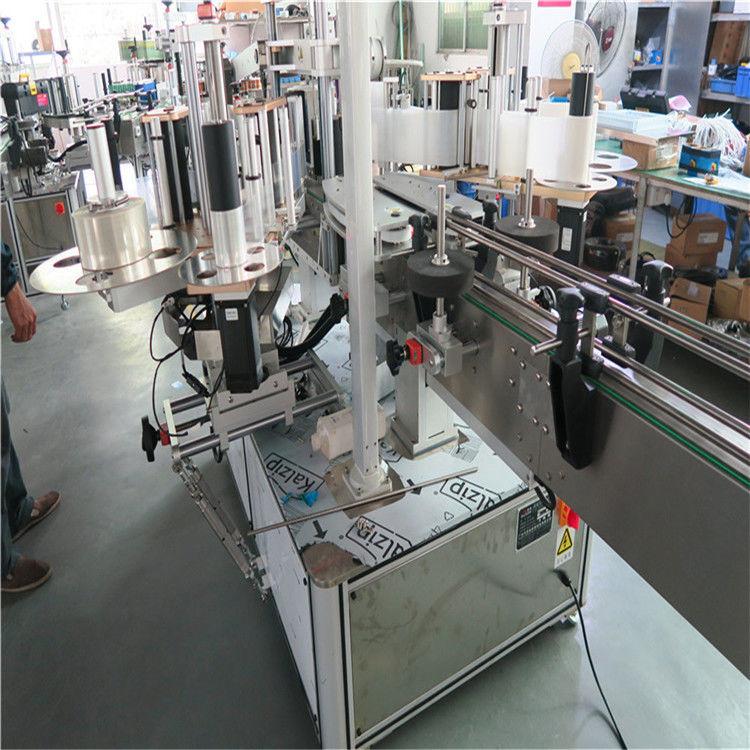 الصين آلة وضع العلامات البلاستيكية Buket واحدة عالية السرعة ، مورد آلة وضع العلامات على الجانبين