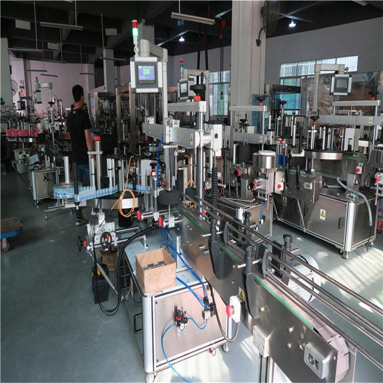 الصين آلة وسم زجاجة بلاستيكية ، شرب آلة وسم زجاجة المياه المعدنية المورد