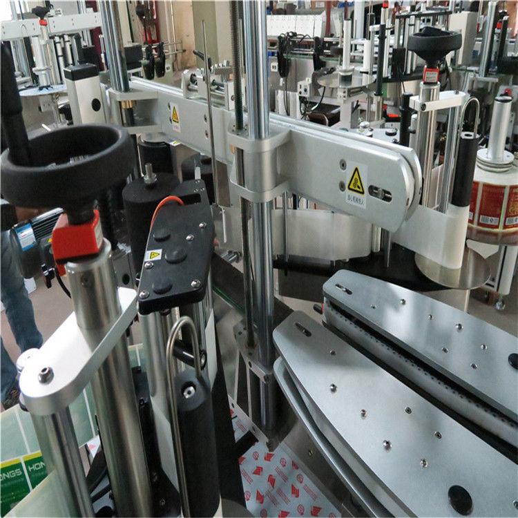 قضيب الملصق الآلي للزجاجة المستديرة / المربعة / شبه الشكل