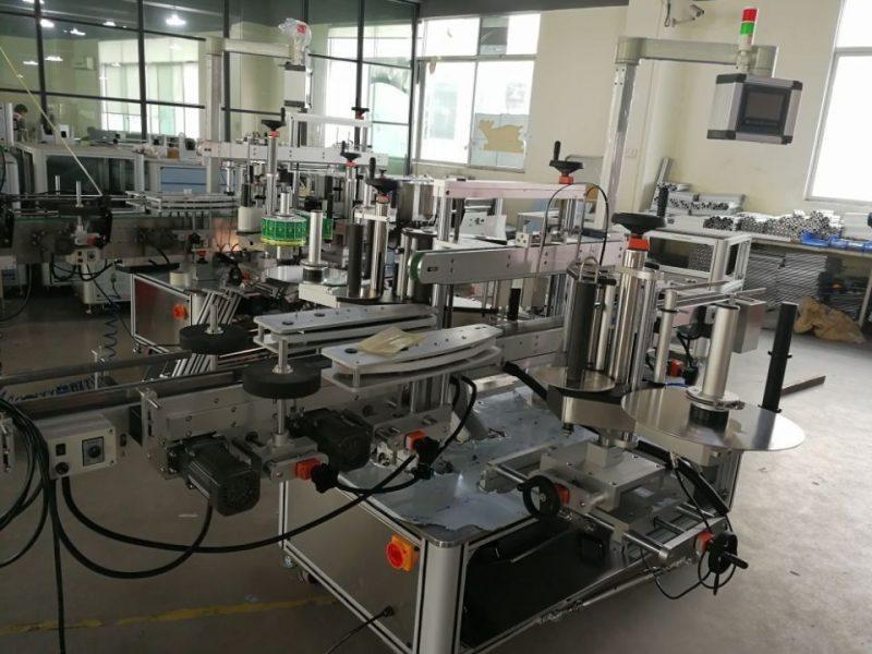 نظام وضع العلامات على أختام الزاوية المزدوجة عالية السرعة في الصين لمورد علب الأدوية