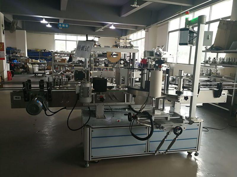 الصين آلة لصق الملصقات الأوتوماتيكية للمربع ، مورد آلة وضع الملصقات الأوتوماتيكية