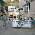 آلة وسم الزجاجات المسطحة الأوتوماتيكية المتكاملة من الأمام والخلف